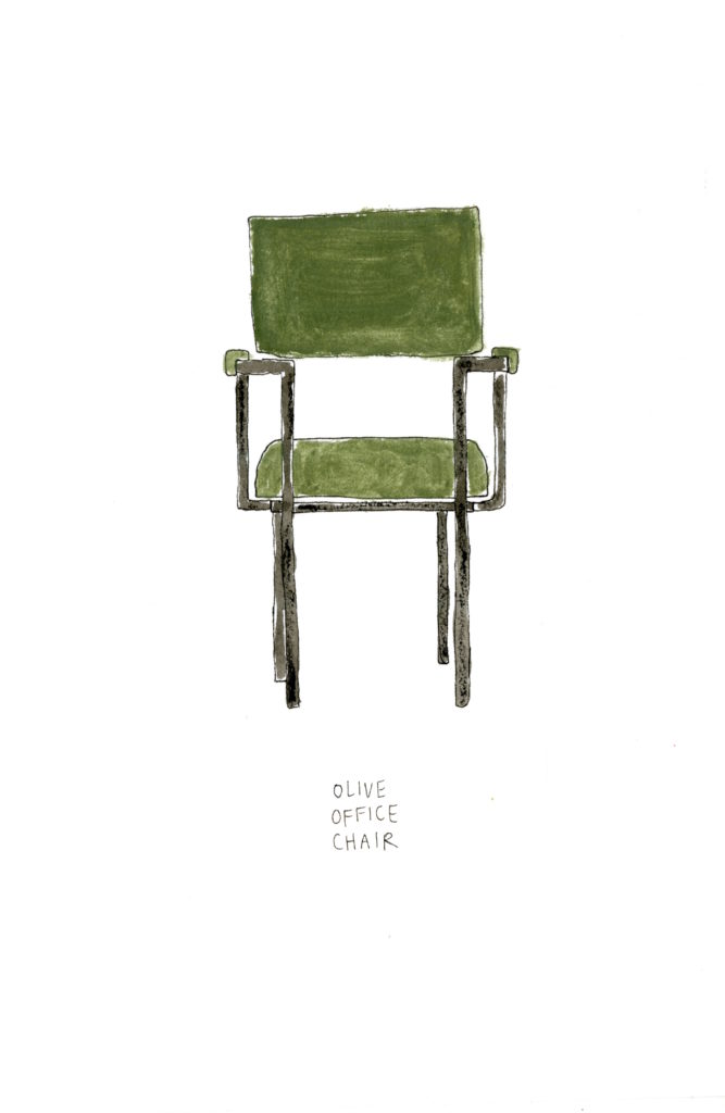 Villa Lena drawing chair