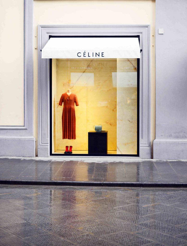 Celine Shopping Florence Villa Lena